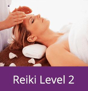 reiki level 2  course - buckinghamshire